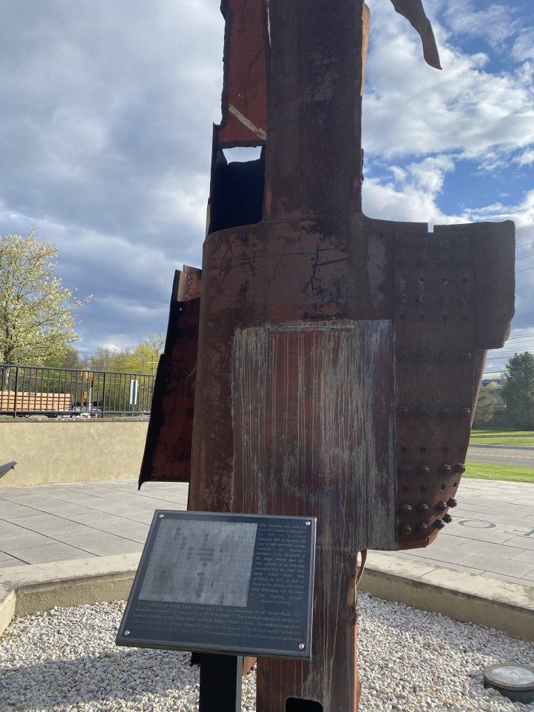 Morris Plains 9/11 Memorial - themorrisguide.com