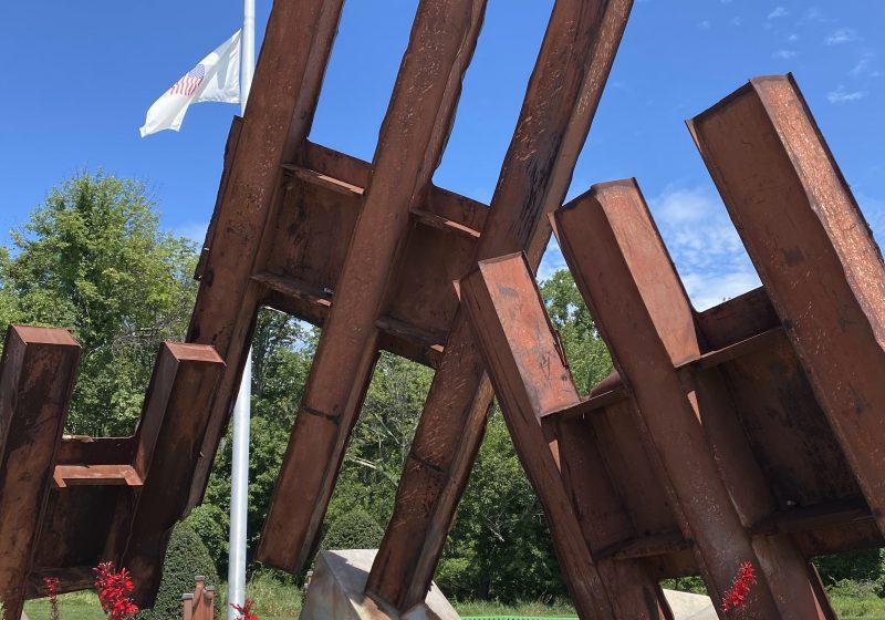 2 Memorials in the Morris area honoring 9/11