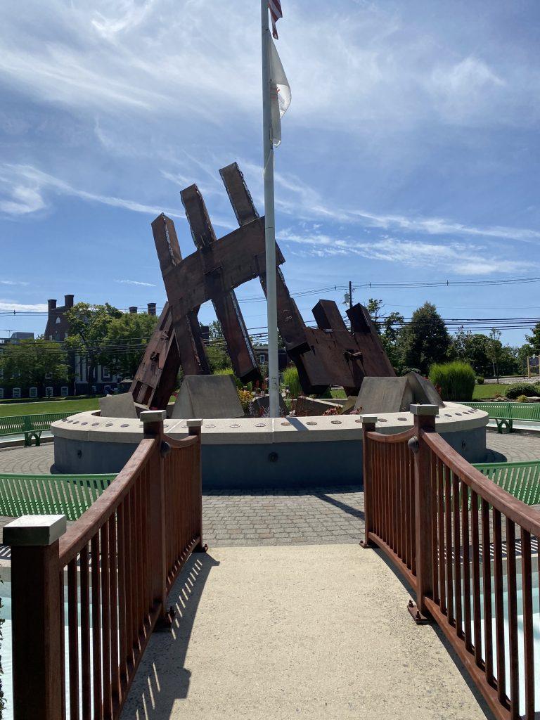 Morris County 9/11 Memorial Park - themorrisguide.com
